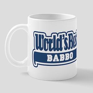 WB Dad [Italian] Mug